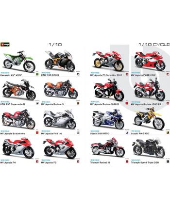 BBURAGO MOTORKI 118