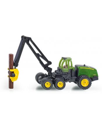 SIKU Traktor leśny John Deere