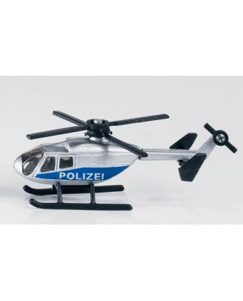 SIKU Helikopter Policyjny