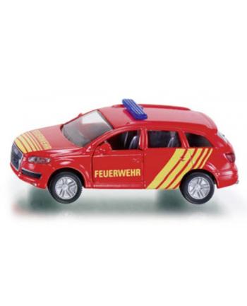 SIKU Samochód Dowodzenia Straży Pożarnej