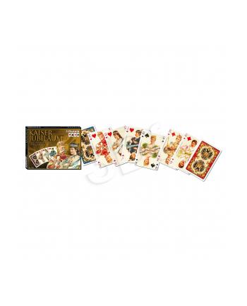 PIATNIK KARTY LUX 2 TALIE KAISER