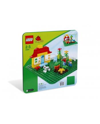 LEGO DUPLO ZIELONE PŁYTKI KONSTRUKCYJNE