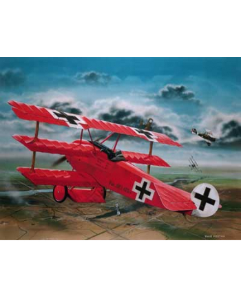 REVELL Fokker Dr.I ''Richthofen''