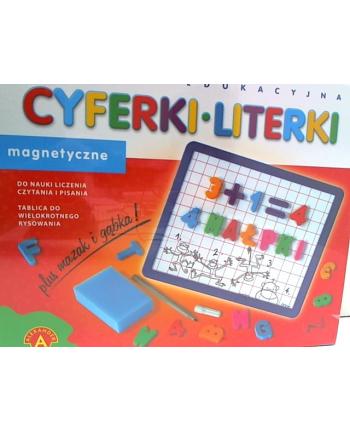 ALEXANDER CYFERKI I LITERKI MAGNETYCZNE