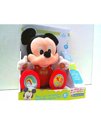 CLEMENTONI Interaktywna Maskotka Mickey
