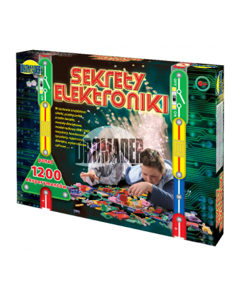 DROMADER Sekrety Elektroniki 1288 eksp.