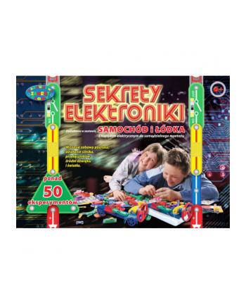 DROMADER Sekrety Elekt. Samochód i Łódka