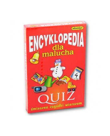 ADAMIGO Gra Quiz Encyklopedia Malucha