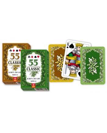 TREFL KARTY CLASSIC 55 LISTKÓW