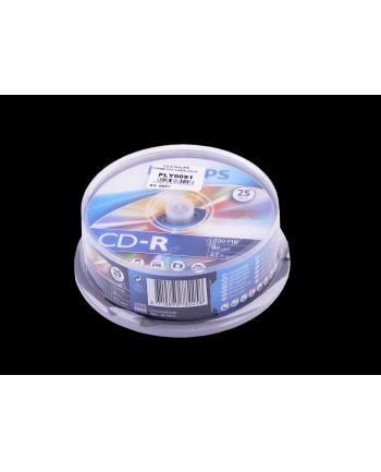 PHILIPS CD-R 700MB 52X CAKE*25  CR7D5NB25/00
