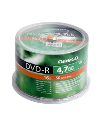 OMEGA DVD-R 4,7GB 16X CAKE*50 [56316]