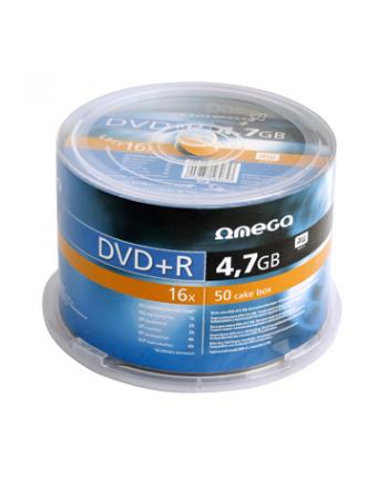 OMEGA DVD+R 4,7GB 16X CAKE*50 [56465]