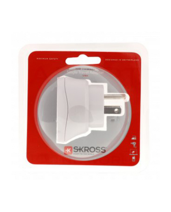 Skross Adapter podróżny do USA