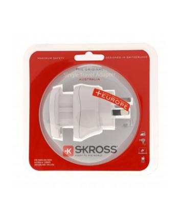 Skross Adapter podróżny do Australii & Europy - Schuko