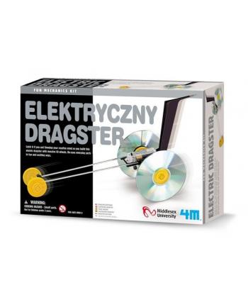 4M Elektryczny Dragster