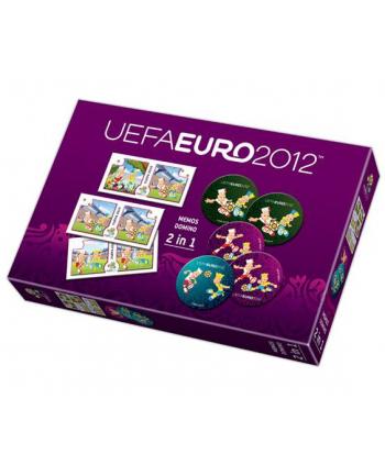 TREFL Gra MemosDomino Euro 2012