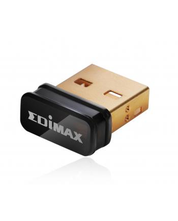 EDIMAX EW-7811UN WIRELESS KARTA USB 802.11N NANO SIZE 150Mbit Windows XP/Vista/7