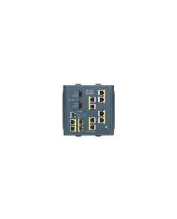 Cisco IE 3000 Switch, 8 10/100, 2 T/SFP