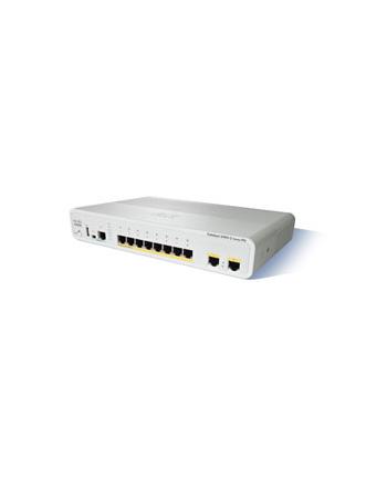 Cisco Catalyst 2960C PD PSE Switch 8 FE PoE, 2 x 1G, LAN Base