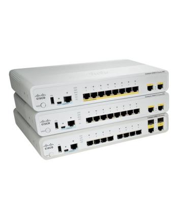 Cisco Catalyst 2960C PD Switch 8 FE, 2 x 1G, LAN Base