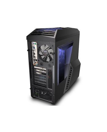 OBUDOWA ZALMAN Z11 PLUS - USB3.0 - CZARNA