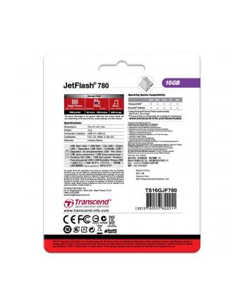 Transcend pamięć USB Jetflash 780 16GB USB 3.0  Dual Channel