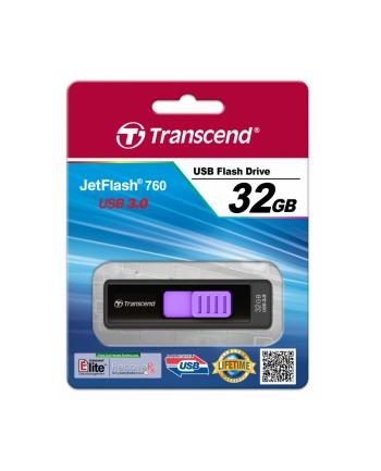 Transcend pamięć USB Jetflash 760 32GB USB 3.0