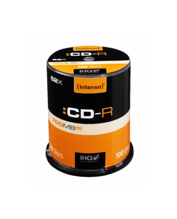CD-R Intenso [ [ cake box 100   700MB   52x ]