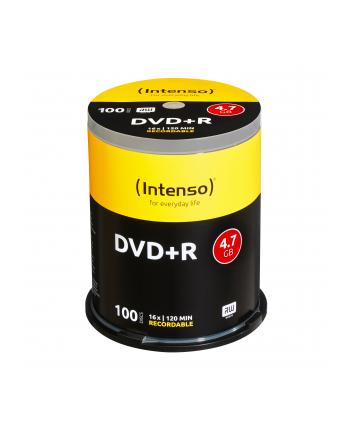 DVD+R Intenso [ cake box 100 | 4.7GB | 16x ]