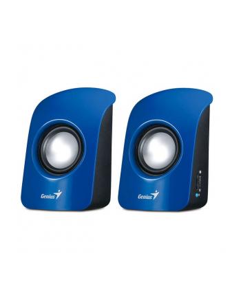 Genius Głośniki SP-U115, niebieskie