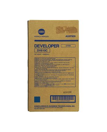 DV610C Developer Cyan