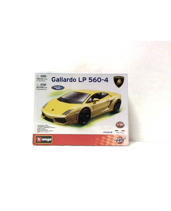BBURAGO Lamborghini Gallardo LP5604 Kit