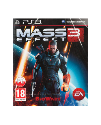 Gra PS3 Mass Effect 3