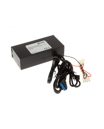 Czytnik kart AK-HC-05BK USB3.0/eSATA