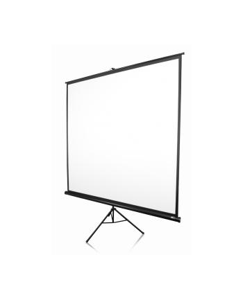 Ekran na statywie /16:9/ 124,5x221,0 MaxWhite / 100'''' black case / Cinema