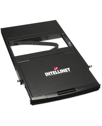 Intellinet KVM przełącznik 8 porty PS/2 USB konsola LCD 17'' 1U