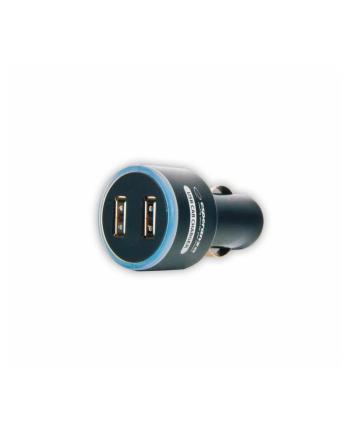 Ładowarka USB EZ107 Zasilacz DC 12/24V 2xUSB