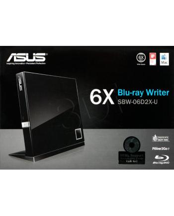 DVD-REC BLU-RAY ASUS SBW-06D2X-U USB BOX