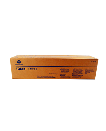 TN-618 Toner Cartridge K
