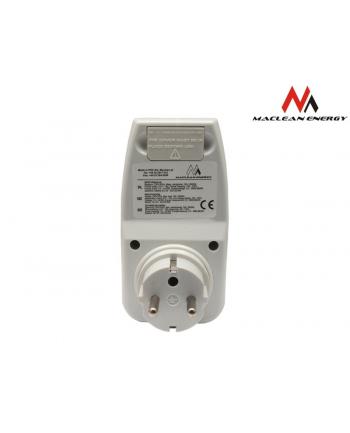 Miernik energii elektrycznej - watomierz Maclean Energy MCE06 230V/16A