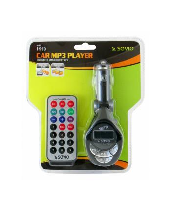 Transmiter FM TR05 MP3, LED, pilot
