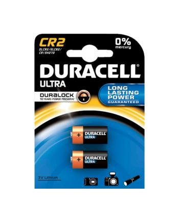 Bateria Litowa DURACELL CR2 Ultra M3(B2) fotograf.