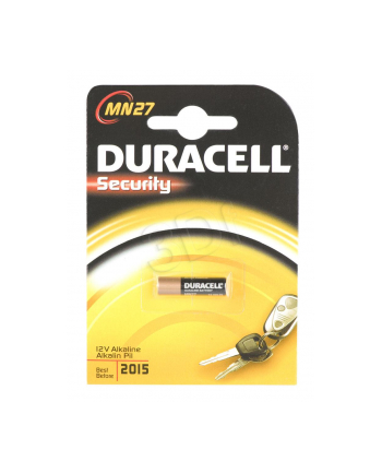 Bateria DURACELL Alkal. MN27 12V(security)