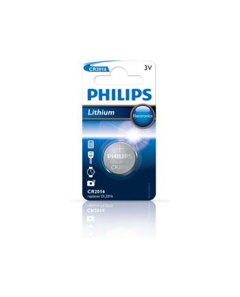Bateria Pastylkowa PHILIPS CR2016/01B Lithium