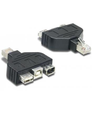 USB/FireWire Adapter 1xUSB Type-A 1xUSB Type-B 1xFireWire TC-NTUF