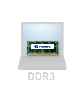 SODIMM 8GB 1333MHZ PC3-10600 INTEGRAL
