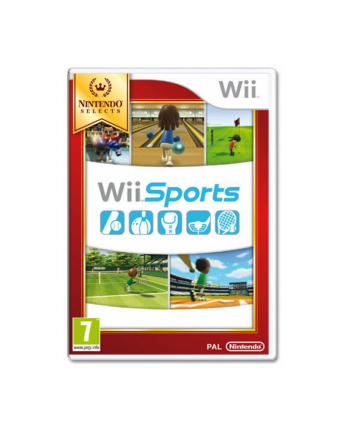Gra Wii Sports Select