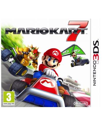 Gra 3DS Mario Kart 7