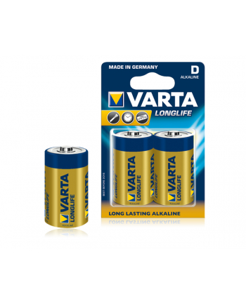 Baterie VARTA Longlife Extra LR20/D 2szt