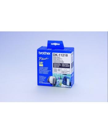 Etykiety Brother  DK11218   24mm x 24mm   1000 szt.